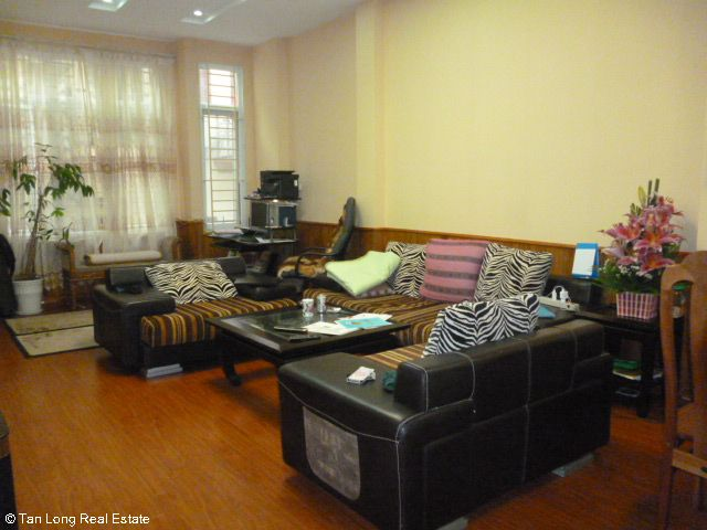 Fully furnished 5 bedroom house to rent on Do Quang street, Trung Hoa Nhan Chinh, Cau Giay district 6