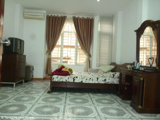Fully furnished 5 bedroom house to rent on Do Quang street, Trung Hoa Nhan Chinh, Cau Giay district 1