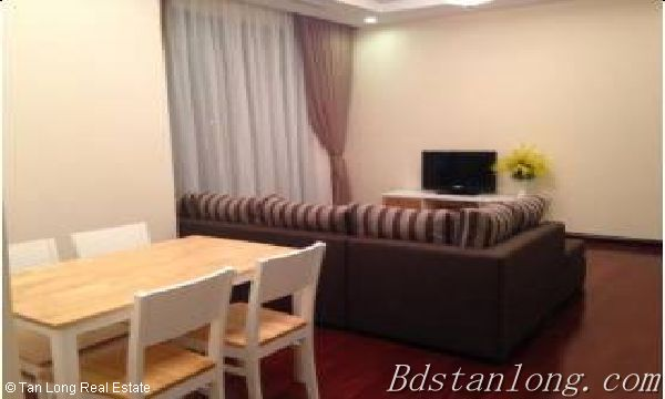 Fully furnished apartment for lease in Royal City, Thanh Xuan district 8