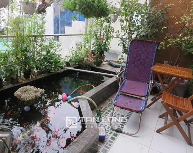 Fully furnished apartment for rent in Dinh Liet stress, Hoan Kiem district. 6