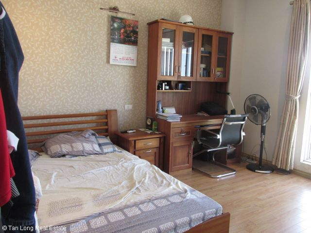 Fully furnished apartment for rent in Vuon Dao, Tay Ho district, Ha Noi. 10
