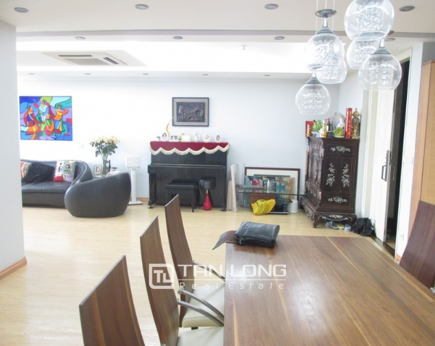 Fully furnished apartment with 3 bedroom to sell in P1 Ciputra, Hanoi 3