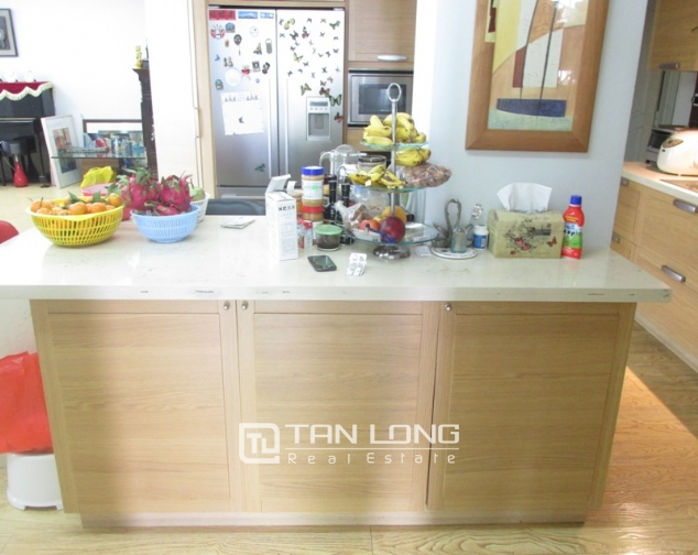 Fully furnished apartment with 3 bedroom to sell in P1 Ciputra, Hanoi 6