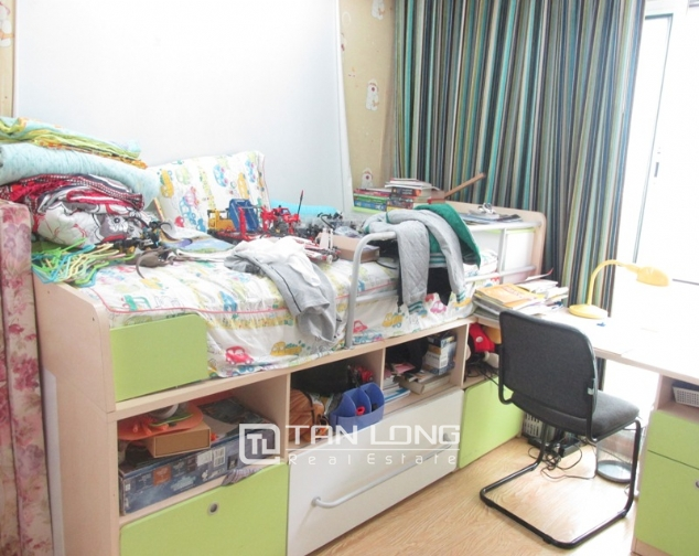 Fully furnished apartment with 3 bedroom to sell in P1 Ciputra, Hanoi 4
