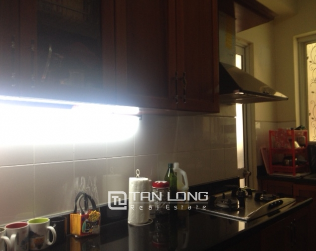 Fully furnished apartment with 4 bedrooms for sale in G3 Ciputra Hanoi 1