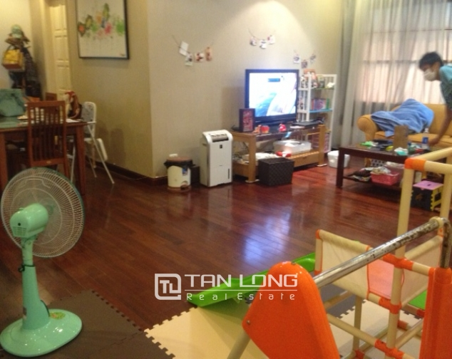 Fully furnished apartment with 4 bedrooms for sale in G3 Ciputra Hanoi 2