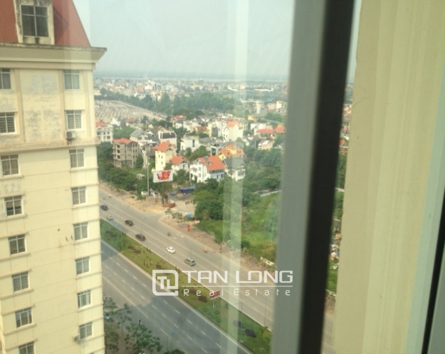 Fully furnished apartment with 4 bedrooms for sale in G3 Ciputra Hanoi 7