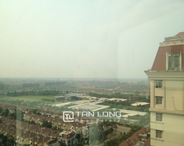 Fully furnished apartment with 4 bedrooms for sale in G3 Ciputra Hanoi 8