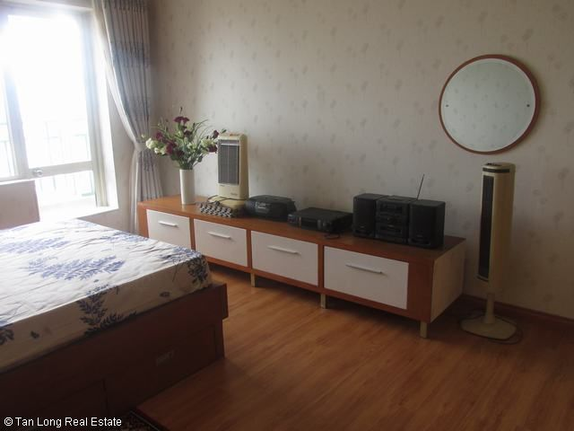 Fully furnished apartments for rent in Lo Duc Street, Hoan Kiem District 7