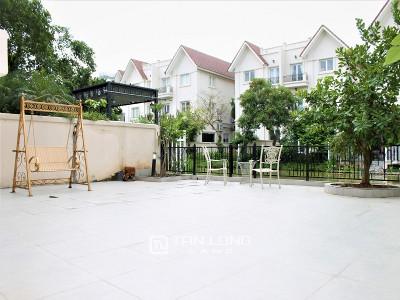 Fully furnished Duplex Villa For Rent In Vinhomes Riverside Long Bien Hanoi 8