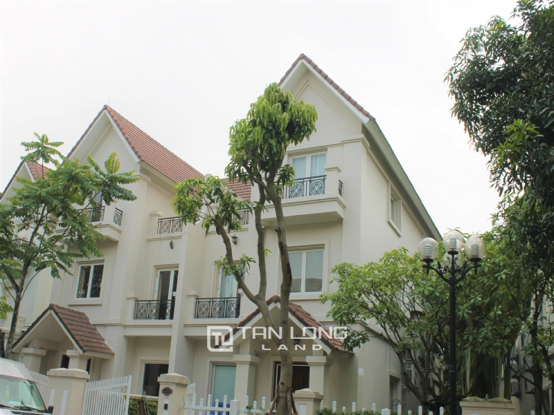Fully furnished Duplex Villa For Rent In Vinhomes Riverside Long Bien Hanoi 16