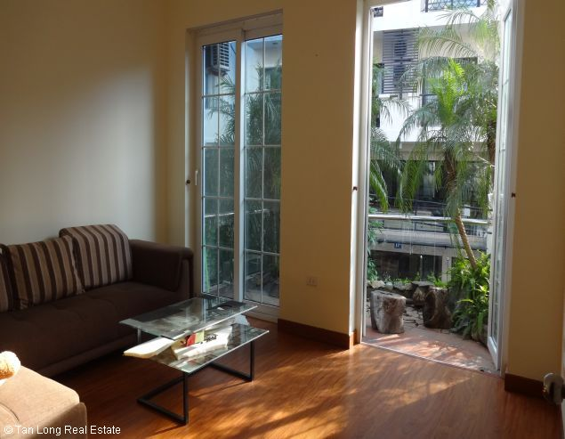 Fully furnished house for rent in Au Co street, Tay Ho District, Hanoi. 7