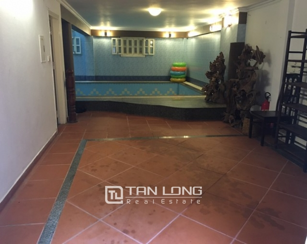 Fully furnished house for rent in Nghi Tam st, Tay Ho dist, Hanoi 3