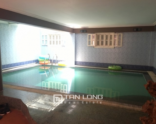 Fully furnished house for rent in Nghi Tam st, Tay Ho dist, Hanoi 4
