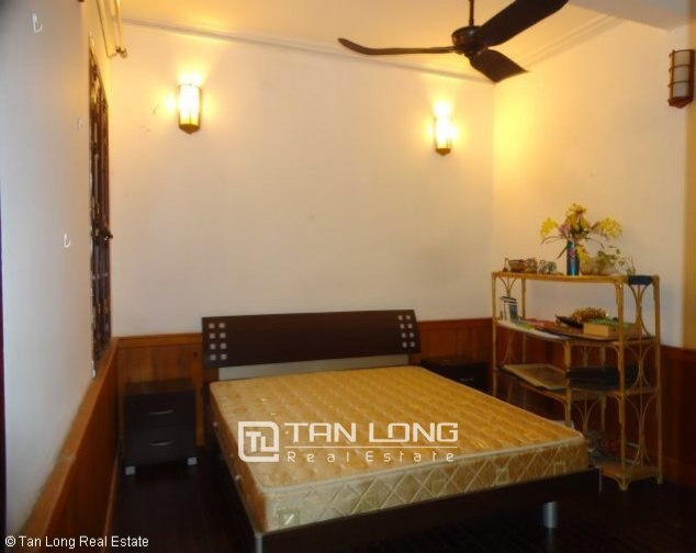 Fully furnished house for rent in Nghi Tam st, Tay Ho dist, Hanoi 10