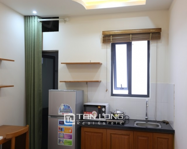 Fully furnished studio serviced apartment rental in Duy Tan, Cau Giay dist 2