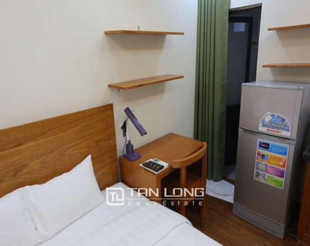 Fully furnished studio serviced apartment rental in Duy Tan, Cau Giay dist 3