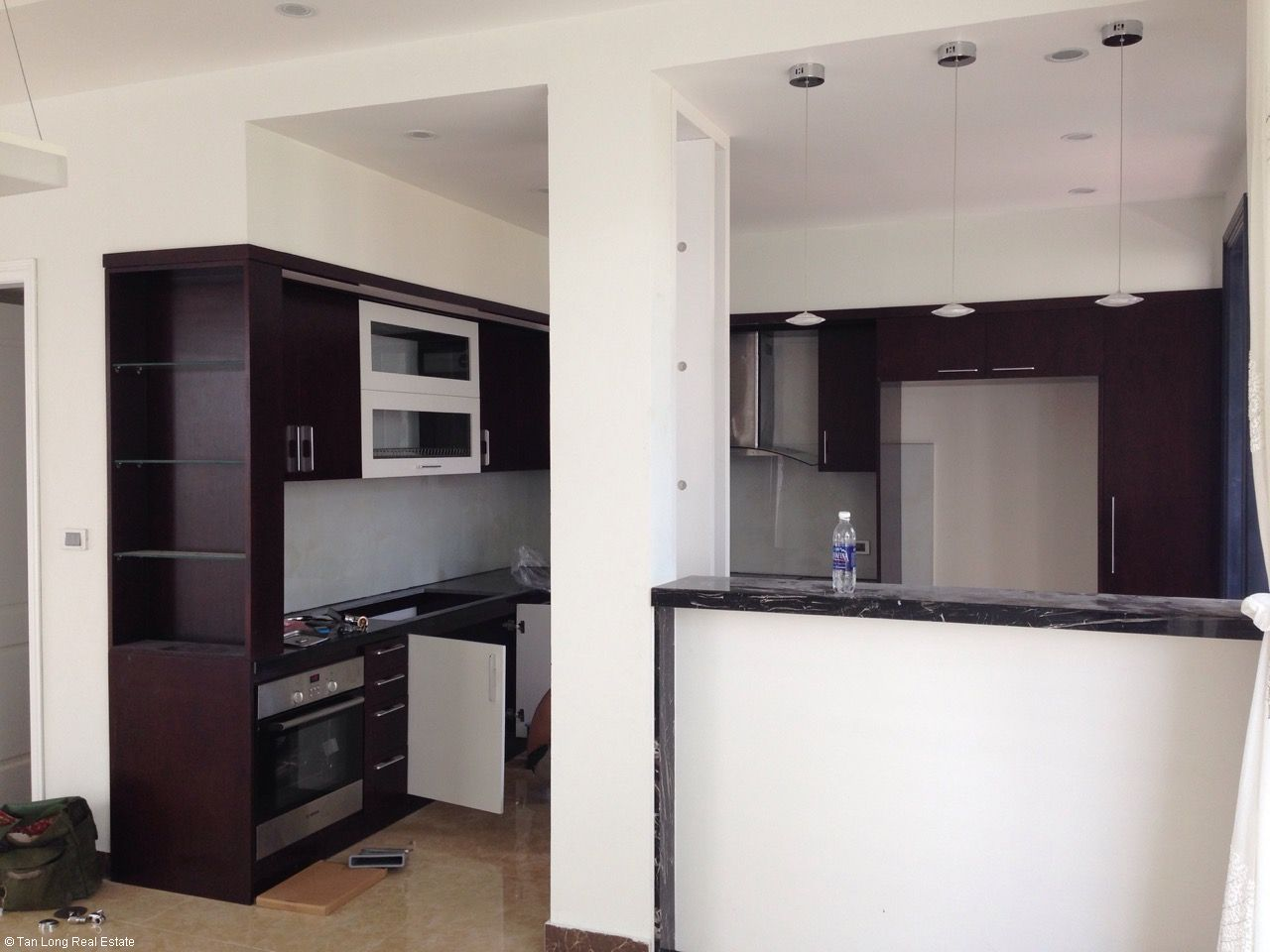 Furnished 05 bedrooms house for rent in Gamuda, Nguyen Xien street, Hoang Mai district. 3