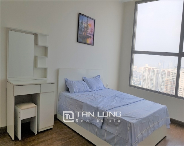 Furnished 2 bedroom apartment for rent inVinhomes Gardenia 4