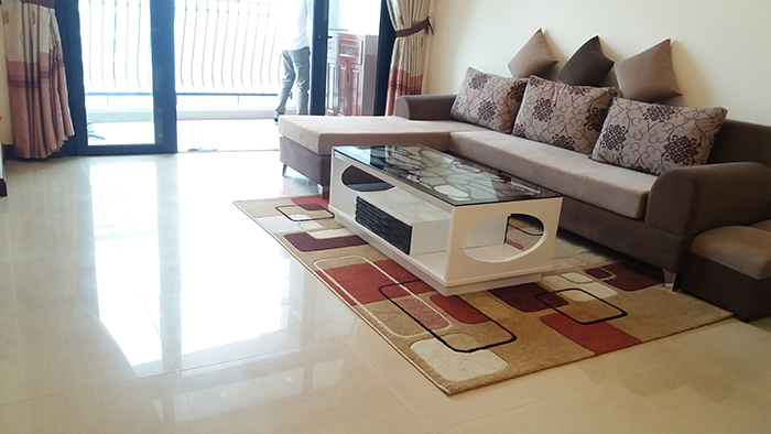 Furnished 3 bedroom apartment rental in R5 Vinhomes Royal City