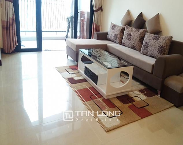 Furnished 3 bedroom apartment rental in R5 Vinhomes Royal City 1