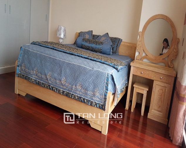 Furnished 3 bedroom apartment rental in R5 Vinhomes Royal City 7