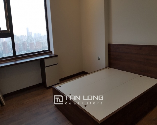 Furnished 3 bedroom apartments for rent in Ngoai Giao Doan 3