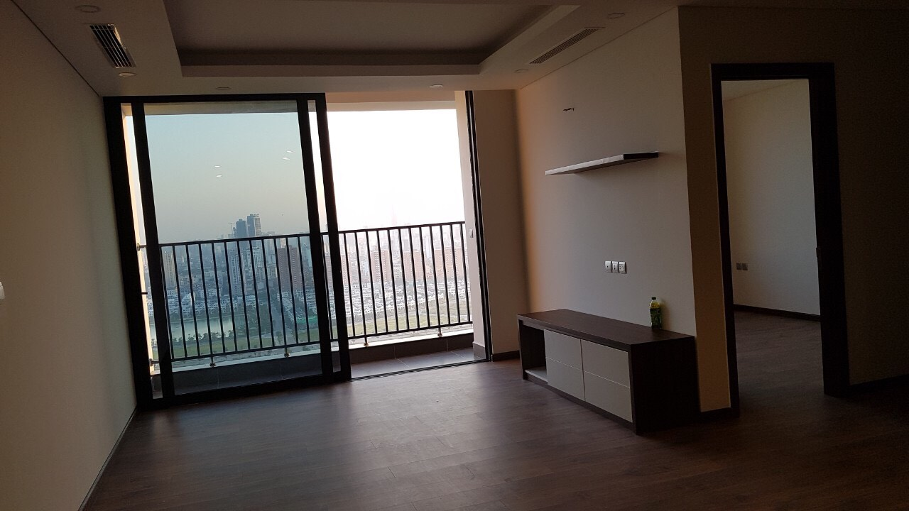Furnished 3 bedroom apartments for rent in Ngoai Giao Doan