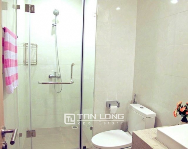 Glamorous and modern 2 bedroom apartment for rent in Mipec Riverside, Long Bien district 10