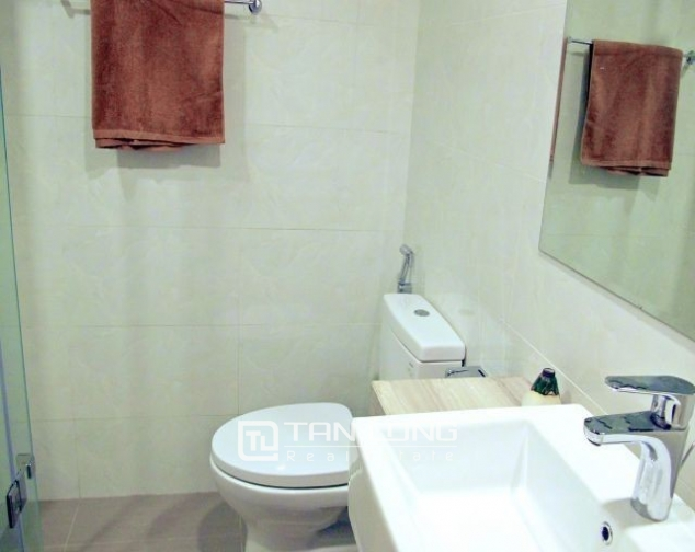 Glamorous and modern 2 bedroom apartment for rent in Mipec Riverside, Long Bien district 3