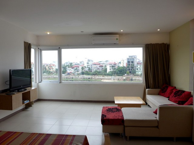 Glamorous apartment in Au Co district, Tay ho dist, Hanoi for lease