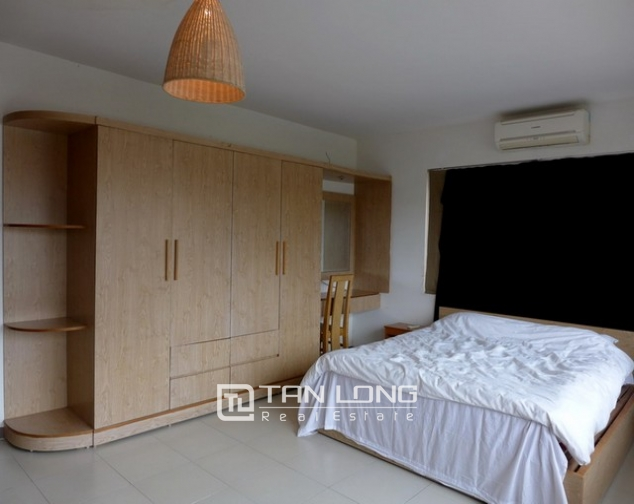 Glamorous apartment in Au Co district, Tay ho dist, Hanoi for lease 5