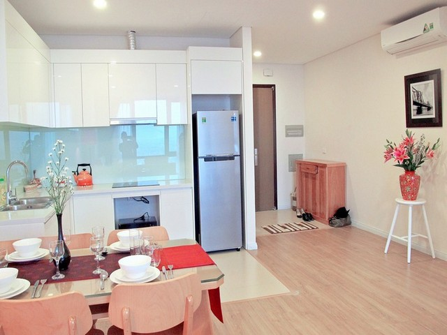 Glamorous apartment  in Mipec Riverside, Long Bien district, Hanoi for rent