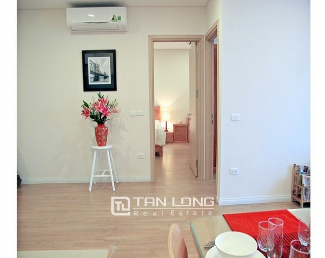 Glamorous apartment  in Mipec Riverside, Long Bien district, Hanoi for rent 7