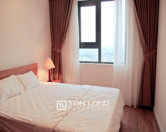 Glamorous apartment  in Mipec Riverside, Long Bien district, Hanoi for rent 8