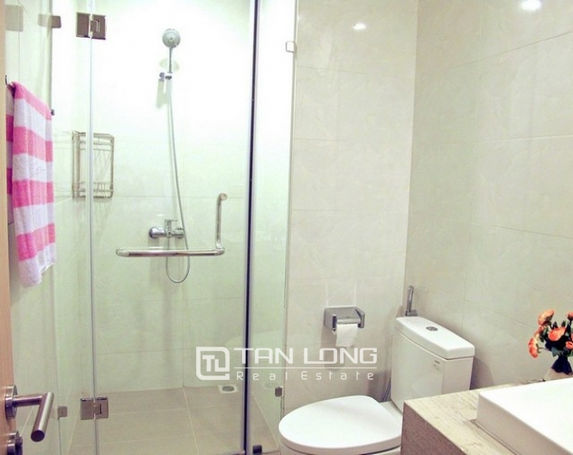 Glamorous apartment  in Mipec Riverside, Long Bien district, Hanoi for rent 1