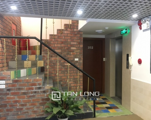 Glamorous apartment in Tay Ho street, Tay Ho district, Hanoi for rent 2