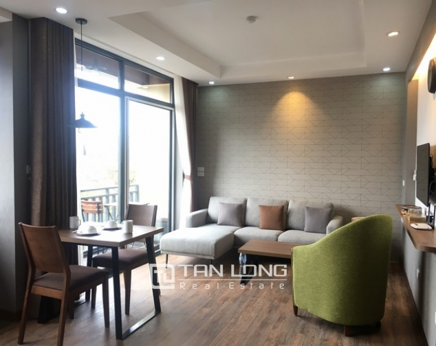 Glamorous apartment in Tay Ho street, Tay Ho district, Hanoi for rent 4