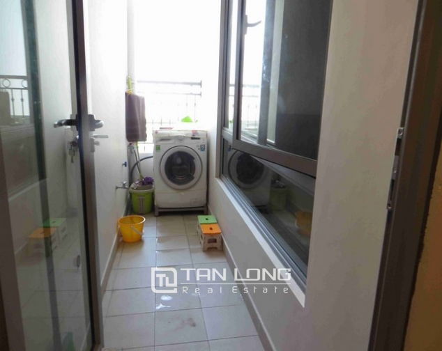 Glamorous condominium in Vinhome Nguyen Chi Thanh , Hanoi for lease 9