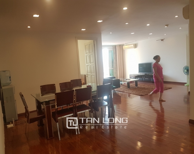 Glamorous full furnished 3 bedroom apartment for rent in G builing, Ciputra, Tay Ho district 2