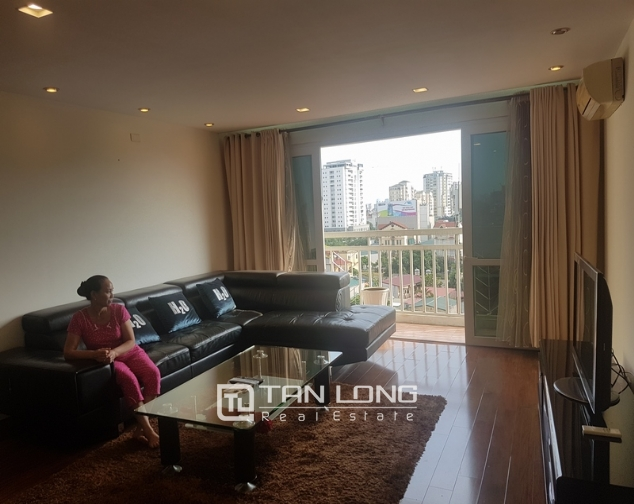Glamorous full furnished 3 bedroom apartment for rent in G builing, Ciputra, Tay Ho district 3