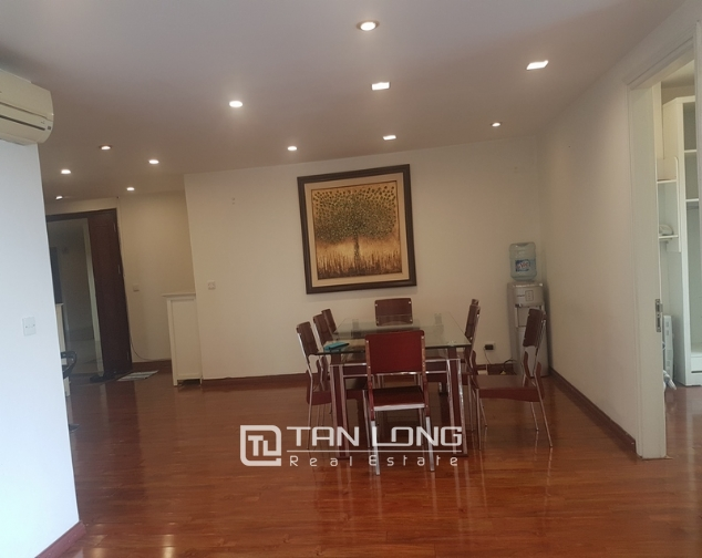 Glamorous full furnished 3 bedroom apartment for rent in G builing, Ciputra, Tay Ho district 4