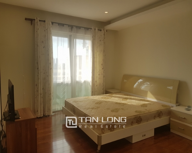 Glamorous full furnished 3 bedroom apartment for rent in G builing, Ciputra, Tay Ho district 6