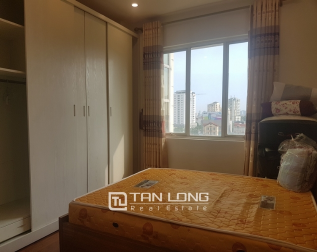 Glamorous full furnished 3 bedroom apartment for rent in G builing, Ciputra, Tay Ho district 8