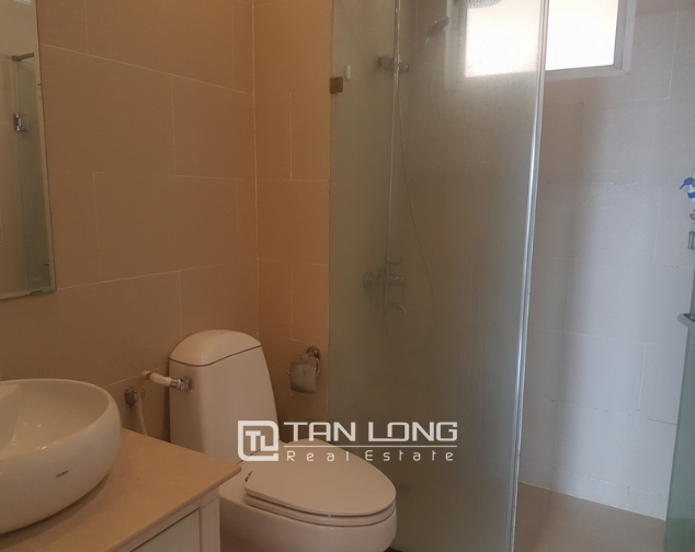 Glamorous full furnished 3 bedroom apartment for rent in G builing, Ciputra, Tay Ho district 9
