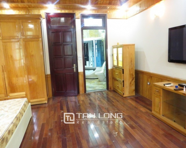 Glamorous villas in C2, ciputra, Tay ho dist for lease 7