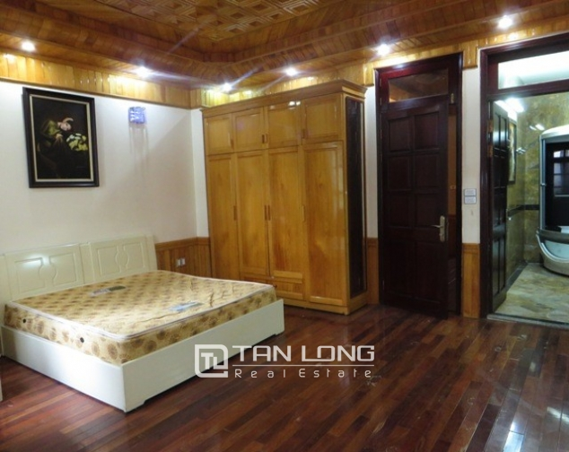 Glamorous villas in C2, ciputra, Tay ho dist for lease 9
