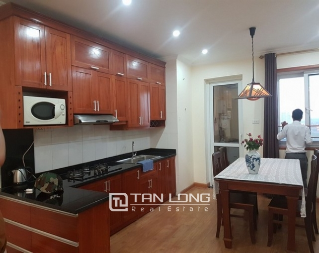 Glamorously apartment for rent in Ciputra, Tay Ho district, Hanoi for rent 2