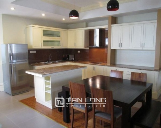 Glamorously serviced apartment in Ba Trieu street, Hoan Kiem dist for lease 5