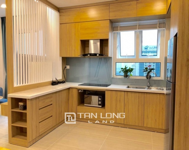 Golf view and modern 2 bedroom apartment for rent in L4 The Link Ciputra Urban area 6